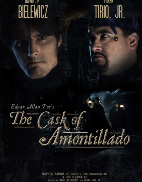 The Cask of Amontillado DVD