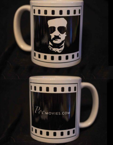 Poe Movies Mug
